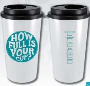 How full is your cup image